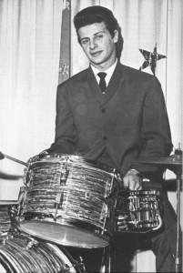 Pete Best, pictured here in one of the many jobs he was fired from