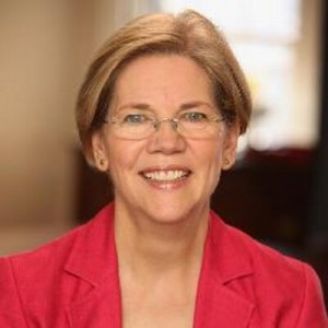 Native American warrior and cook Elizabeth Warren