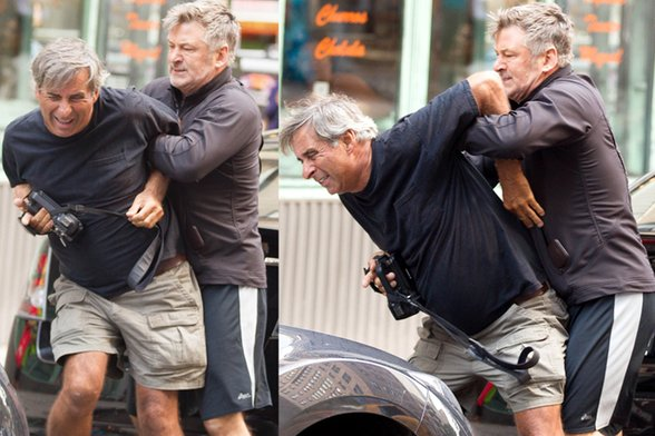 Alec Baldwin Attacks Photographer Because He's Distressed ...