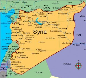 Syria.  We must bomb it for humanitarian reasons.