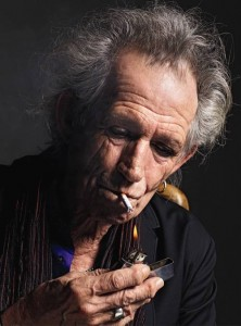 My research staff has finally provided a photo of Keith Richards