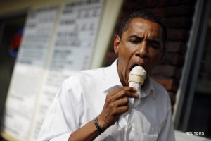 Yeah, you want some of this Michelle?  Well you can't have it.