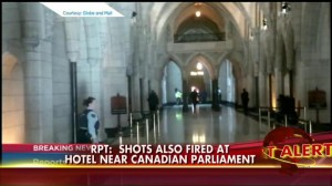 Another senseless gun shooting in Canada!