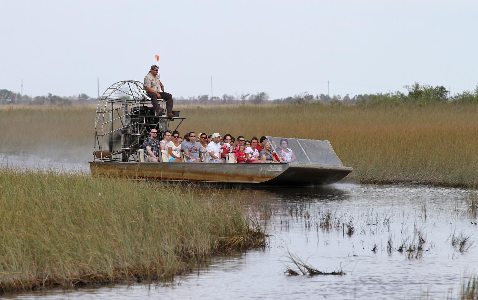 Okeechobee Swamp Tours