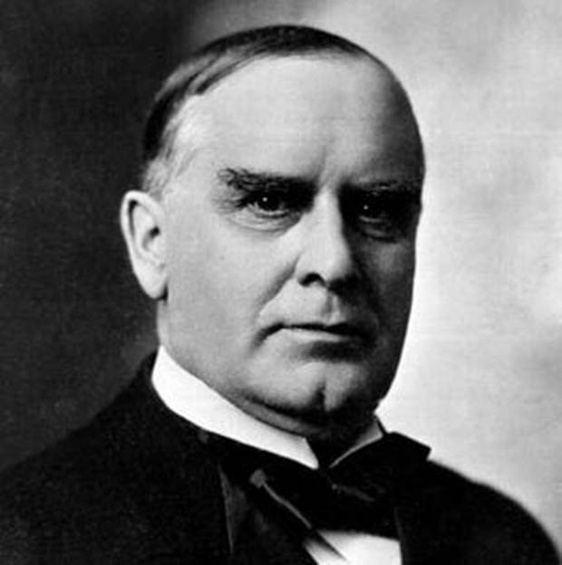 My Exclusive Interview with President William McKinley ...