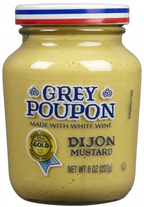 You wouldn't happen to have any grey poupon?