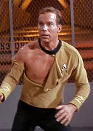 Käptn Kirk Raumschiff Enterprise