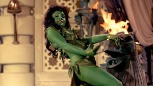 I am green women hear me roar!