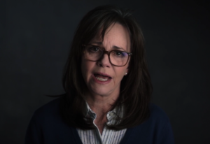 Sally Field is one of the many celebrities who stand with us!