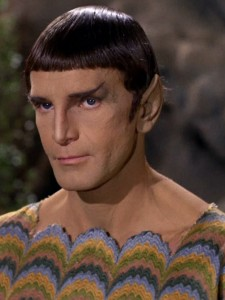 Hey baby, you Pon Farr often?