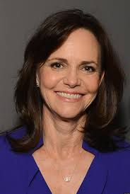 Sally Field will stand up for us