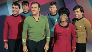 The objectifying Star Fleet gaze has become a problem