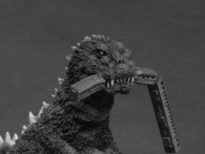 Godzilla is pissed! And he doesn't need your mansplainin'