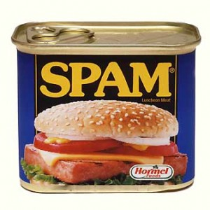 How close are Manhattan Infidel's ties to spam?